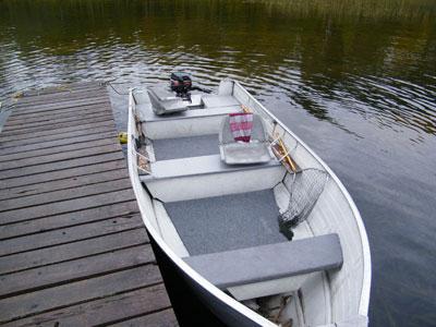 Northern Ontario Motor Boat Rentals