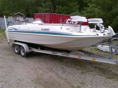 Fishing Boat Rentals in Ontario