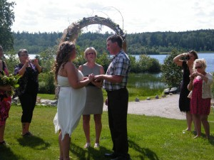 Lady Eveyln Lake Wedding Venue