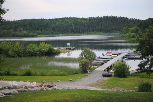 Campgrounds in New Liskeard Ontario