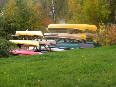Canoe Rentals in Northern Ontario
