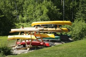 canoe rentals northern ontario